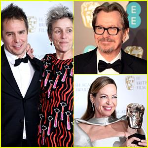 BAFTAs Acting Winners Repeat Globes & SAGs, Predict Oscars?