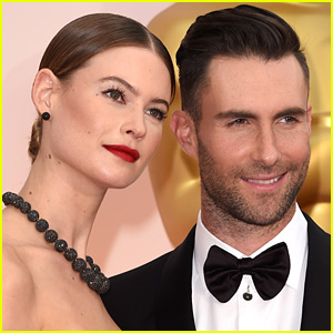 Behati Prinsloo Bares Her Baby Bump on Valentine's Day!