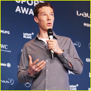 Benedict Cumberbatch Will Host 2018 Laureus World Sports Awards in Monaco!
