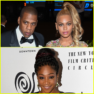 Beyonce Intervened When an Actress Flirted with Jay-Z, Tiffany Haddish Reveals