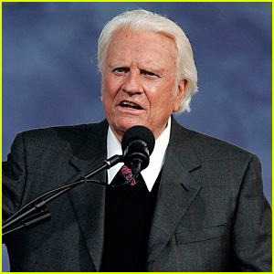 Billy Graham Dead - Famous Evangelist Pastor Dies at 99
