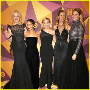 Shailene Woodley, Laura Dern & Zoe Kravitz Will Return for 'Big Little Lies' Season 2!