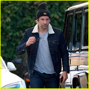 Bradley Cooper Heads to a Business Meeting in LA!
