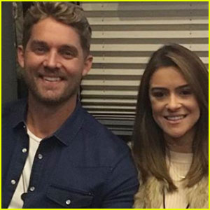 Brett Young Is Engaged to Longtime Love Taylor Mills!
