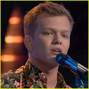 17-Year-Old Britton Buchanan Wows 'The Voice' Judges with 'Trouble' (Video)