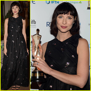 Caitriona Balfe Wins Best Actress at the IFTAs in Ireland!