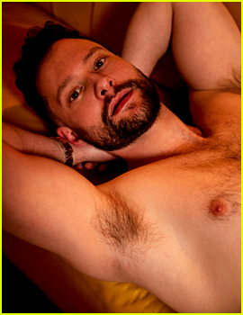 Calum Scott Goes Shirtless for 'Gay Times' Cover, His First Ever!