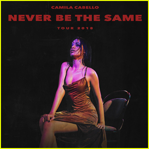Camila Cabello Announces First Headlining Solo 'Never Be The Same Tour' - See The Dates Here!