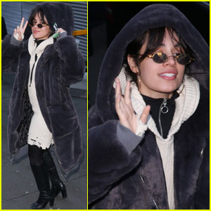 Camila Cabello Steps Out After Announcing First Solo Tour!