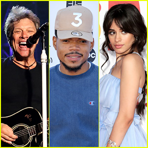 Bon Jovi, Chance The Rapper & Camila Cabello to Be Honored at iHeartRadio Music Awards 2018!