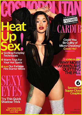 Cardi B Explains Why Hasn't Left Fiance Offset Amid Cheating Rumors