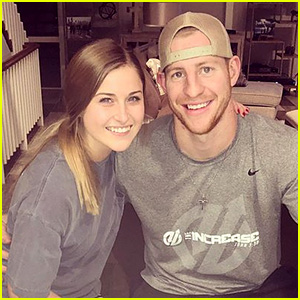 Eagles' Carson Wentz Is Engaged to Girlfriend Madison Oberg!