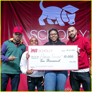 Chance The Rapper & Jesse Williams Speak at Scholarship Summit in Chicago!