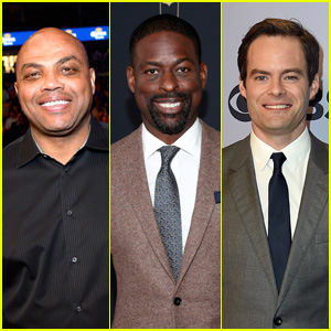 Charles Barkley, Sterling K. Brown & Bill Hader to Host 'Saturday Night Live' in March!