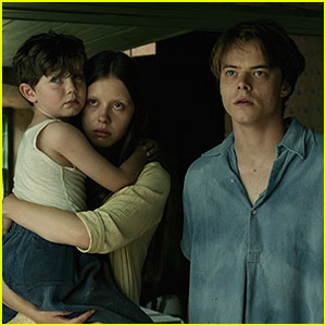 Charlie Heaton & Mia Goth Hide a Dark Family Secret in 'Marrowbone' Trailer - Watch!