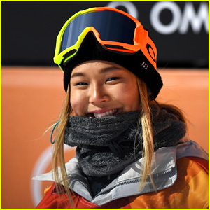 Snowboarder Chloe Kim Has the Best Cure for Olympics 2018 Nerves!