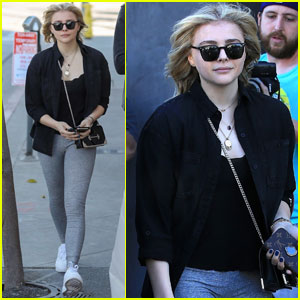 Chloe Moretz Sends Sweet Valentine's Day Message to Brooklyn Beckham