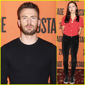 Chris evans preps lobby hero broadway debut at cast meet greet chris evans preps lobby hero broadway debut at cast meet greet m4hsunfo