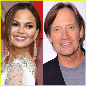Chrissy Teigen Fires Back at Hercules' Kevin Sorbo with One Shady Tweet