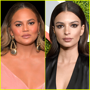 Chrissy Teigen Is 'Oddly Mad' She Wasn't Invited to Emily Ratajkowski's Wedding