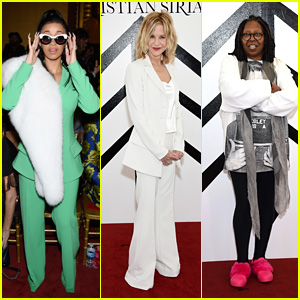 Cardi B, Meg Ryan, Whoopi Goldberg & More Attend Christian Siriano Fashion Show at NYFW 2018!