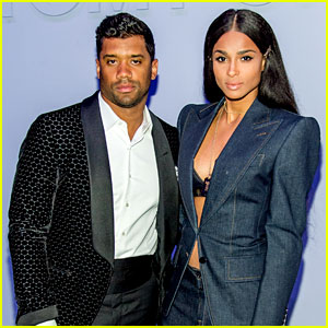 Ciara Posts Cute Pic of Daughter Sienna With Husband Russell Wilson