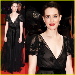 Claire Foy Premieres 'Unsane' at Berlin Film Festival 2018!