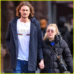Dakota Fanning Couples Up With Boyfriend Henry Frye on Valentine's Day
