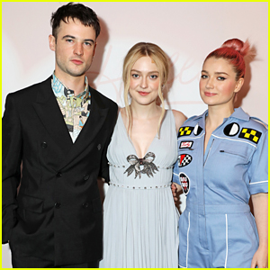 Dakota Fanning Premieres Her Short Film Starring Tom Sturridge & Eve Hewson!
