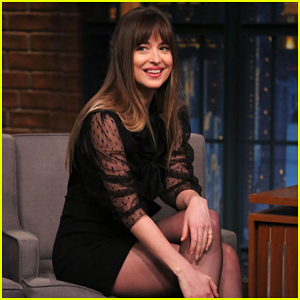 Dakota Johnson Filmed Her Intimate 'Fifty Shades' Scenes with Jamie Dornan All In One Day