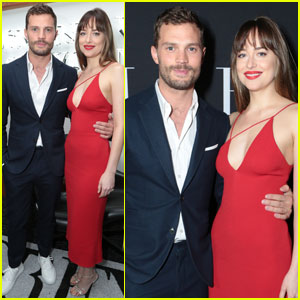 Dakota Johnson & Jamie Dornan Launch 'Fifty Shades Freed' Pop-Up Experience