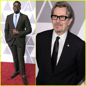 Daniel Kaluuya & Gary Oldman Celebrate Oscar Nods at Academy Awards Nominee Luncheon