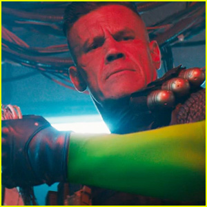 'Deadpool 2' Trailer Gives In Depth Look at Cable - Watch Now!