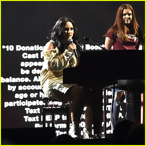 Demi Lovato Invites Parkland High School Shooting Survivors on Stage During 'Tell Me You Love Me Tour'