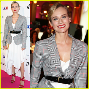 Diane Kruger Attends French Film Awards After Defending Experience with Quentin Tarantino