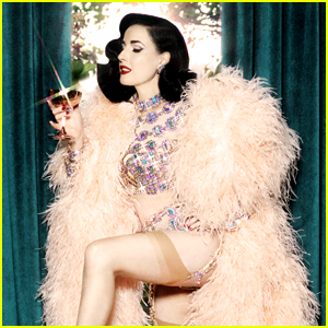 Dita Von Teese Announces Her 'Copper Coupe' Tour Dates