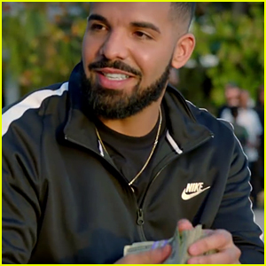 Drake Gives Away a Million Dollars in 'God's Plan' Music Video - Watch Now!