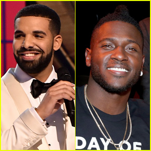 Drake & NFL Star Antonio Brown Treat 63-Year-Old Maid to $10,000 Shopping Spree