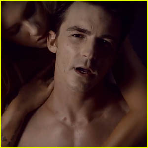 Drake Bell Strips Down for Steamy 'Rewind' Music Video - Watch Now!