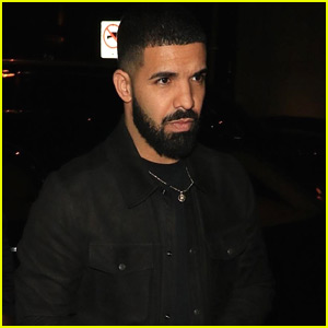 Drake Steps Out in Style for Dinner in WeHo