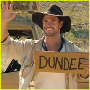 Dundee Tourism Australia Super Bowl Commercial 2018: Chris Hemsworth Travels Through His Native Country - Watch Now!