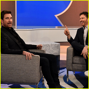 Dylan McDermott Reveals Role He Lost to Harry Connick Jr.