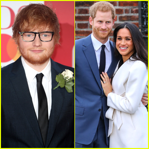 Ed Sheeran Explains Why He Won't Be Performing at Prince Harry & Meghan Markle's Wedding Reception