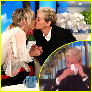 Ellen DeGeneres Birthday Gift From Portia De Rossi Made Her Cry