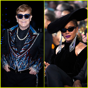 Elton John Is in Talks With Beyonce to Create New Music for 'The Lion King'!
