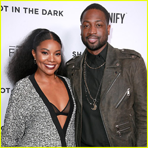 Gabrielle Union & Dwyane Wade Couple Up for 'Shot in the Dark' Premiere
