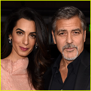 George & Amal Clooney Donate $500,000 to March For Our Lives