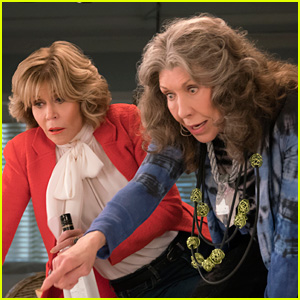'Grace & Frankie' Renewed for Season 5 at Netflix!