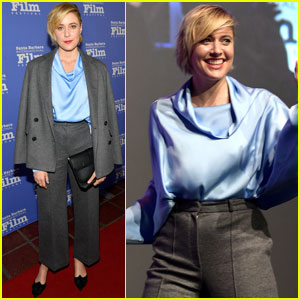 Greta Gerwig Takes Home Outstanding Directors Award at Santa Barbara Film Fest!