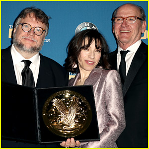 Shape of Water's Guillermo Del Toro Wins Best Director at DGA Awards 2018!